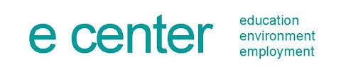 e center logo